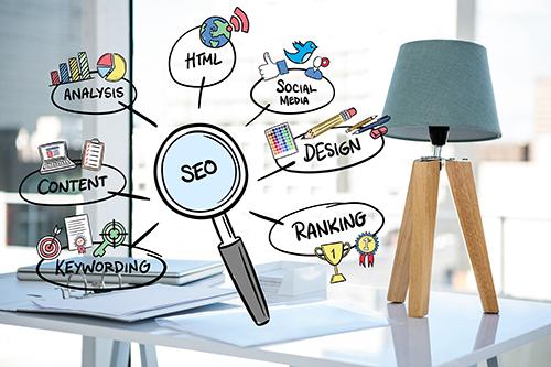 SEO fuer Webdesign