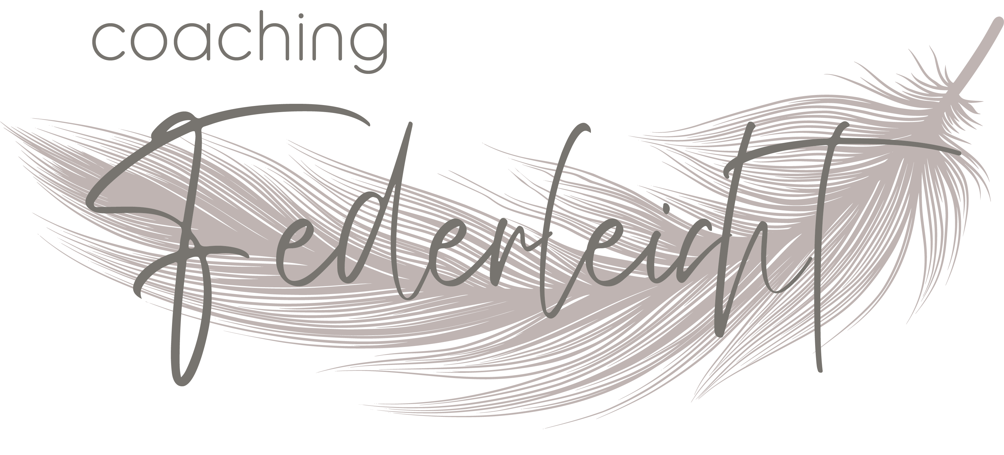 Logo Coaching Federleicht