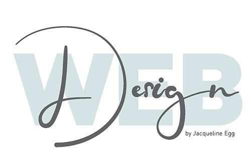 Logo fuer das Angebot Webdesign